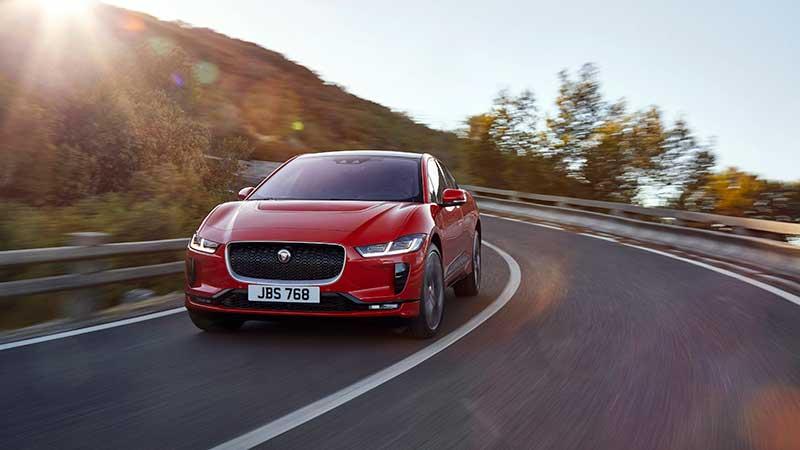 Elektrische Jaguar I-Pace: 400 Pk En Actieradius Van 480 Km (Wltp)