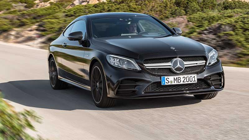 De nieuwe Mercedes-AMG C 43 4MATIC Coupé en Cabriolet