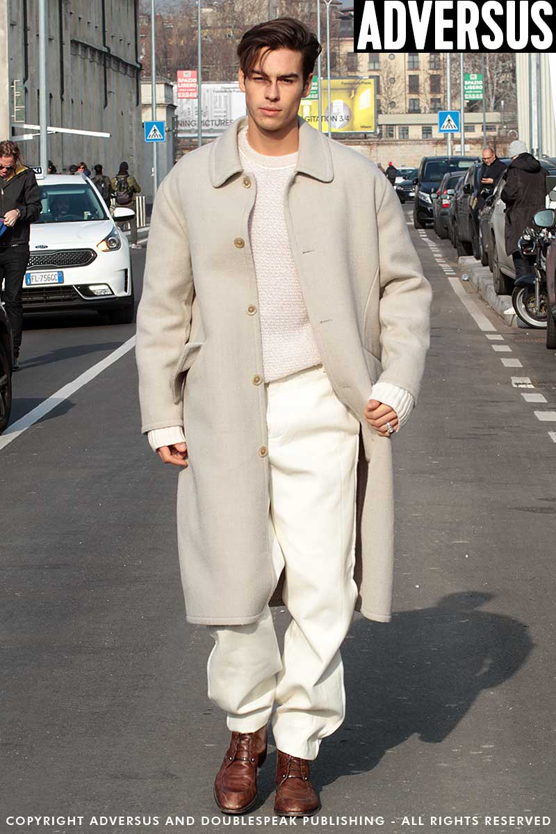 Street style man 2018