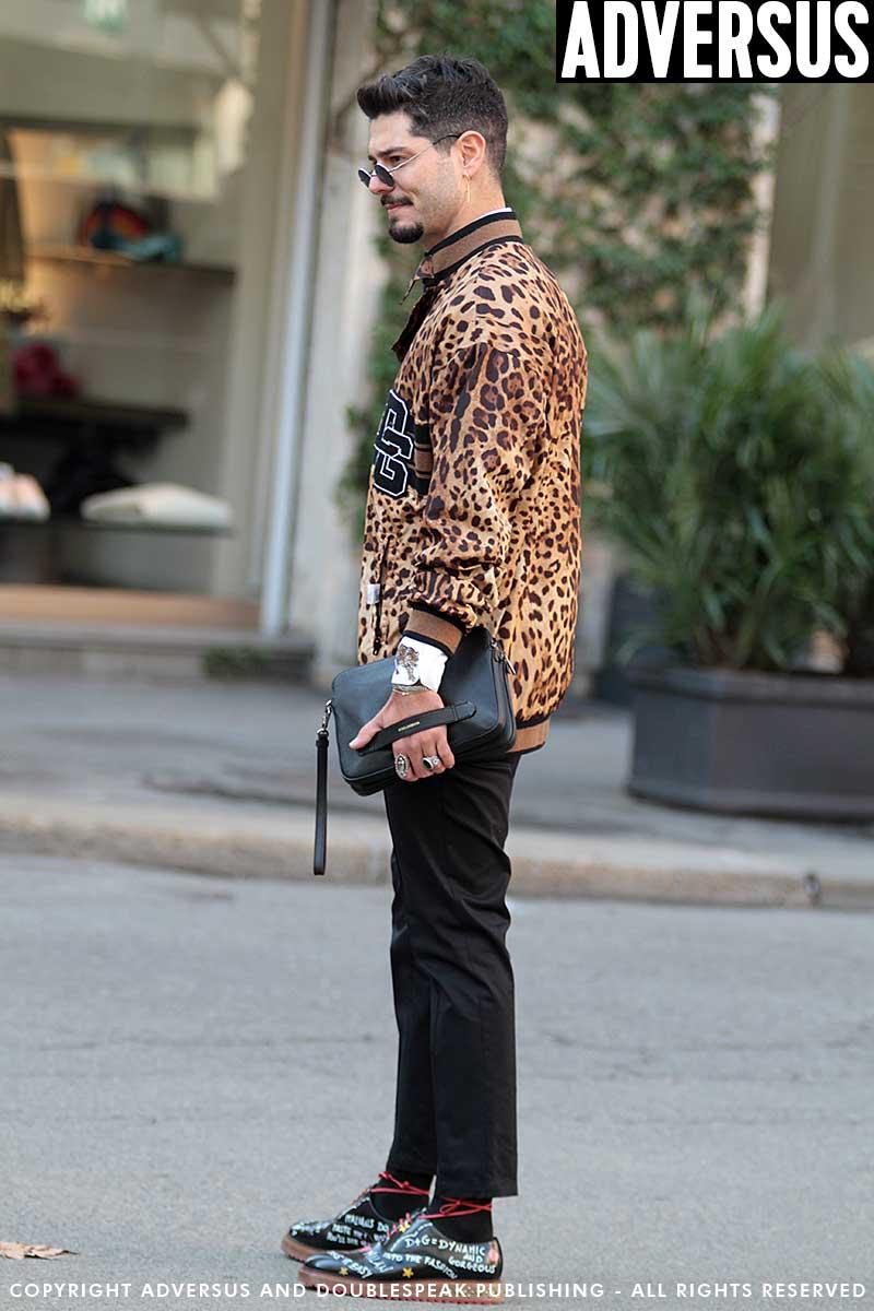 Mode trends 2018 en street style. 3x Dierenprints.