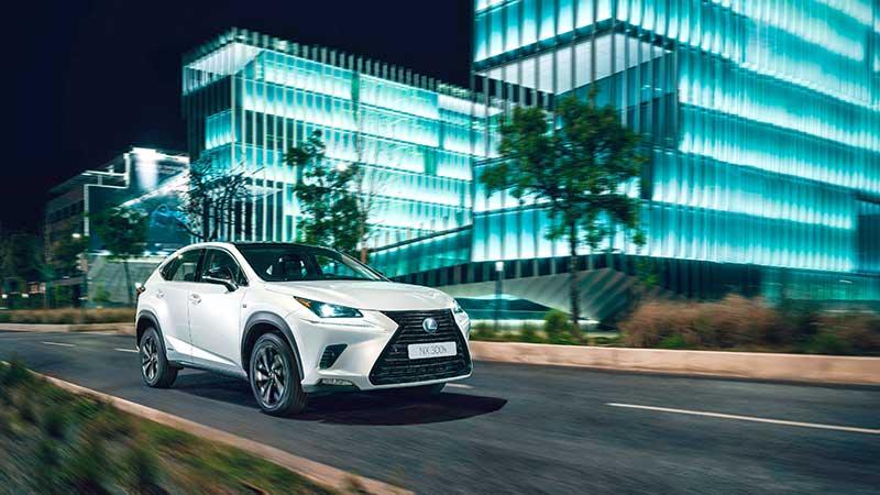 Nieuwe dynamische versie: Lexus NX 300h Sport Edition
