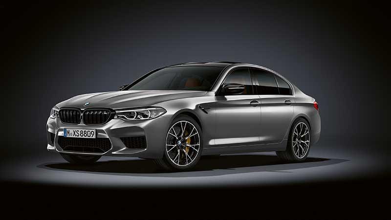 De nieuwe BMW M5 Competition