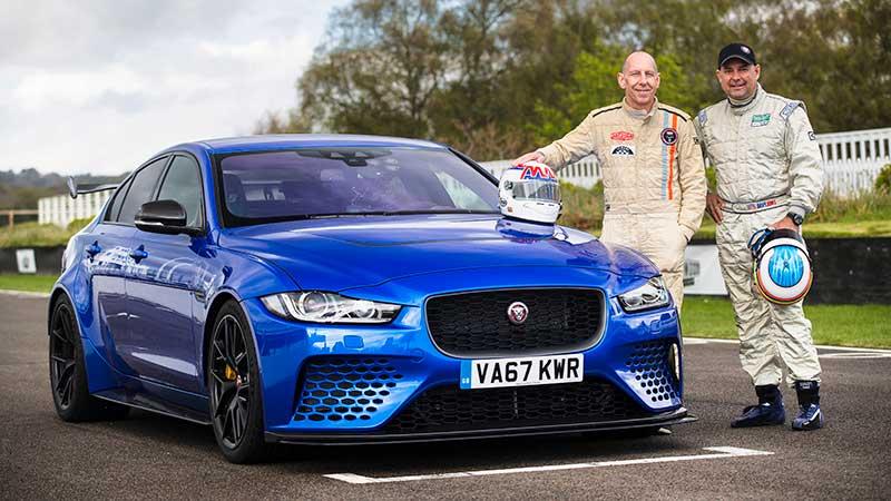 Jaguar Project 8, de snelste Jaguar ooit voor de openbare weg