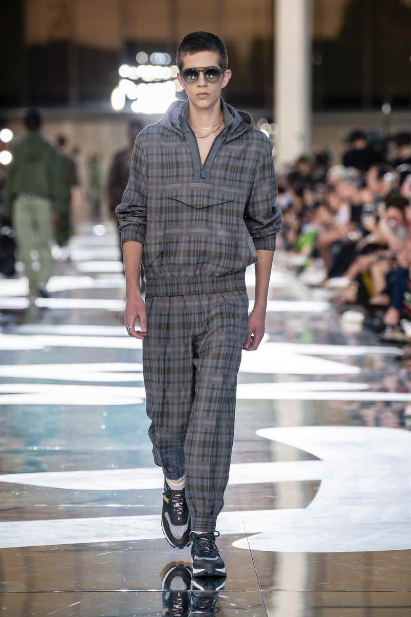 Ermenegildo Zegna lente zomer 2019, photo: courtesy of Zegna