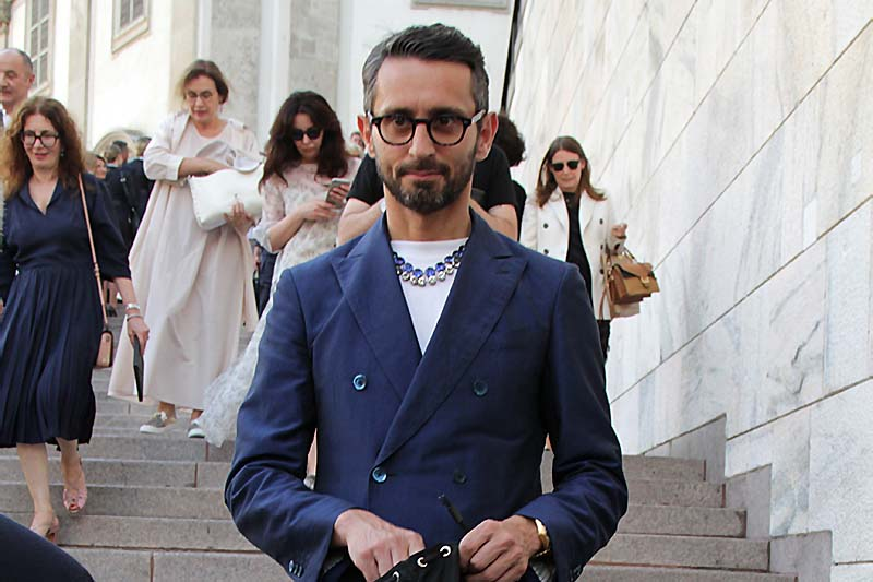Milan Fashion Week zomer 2019. Street style