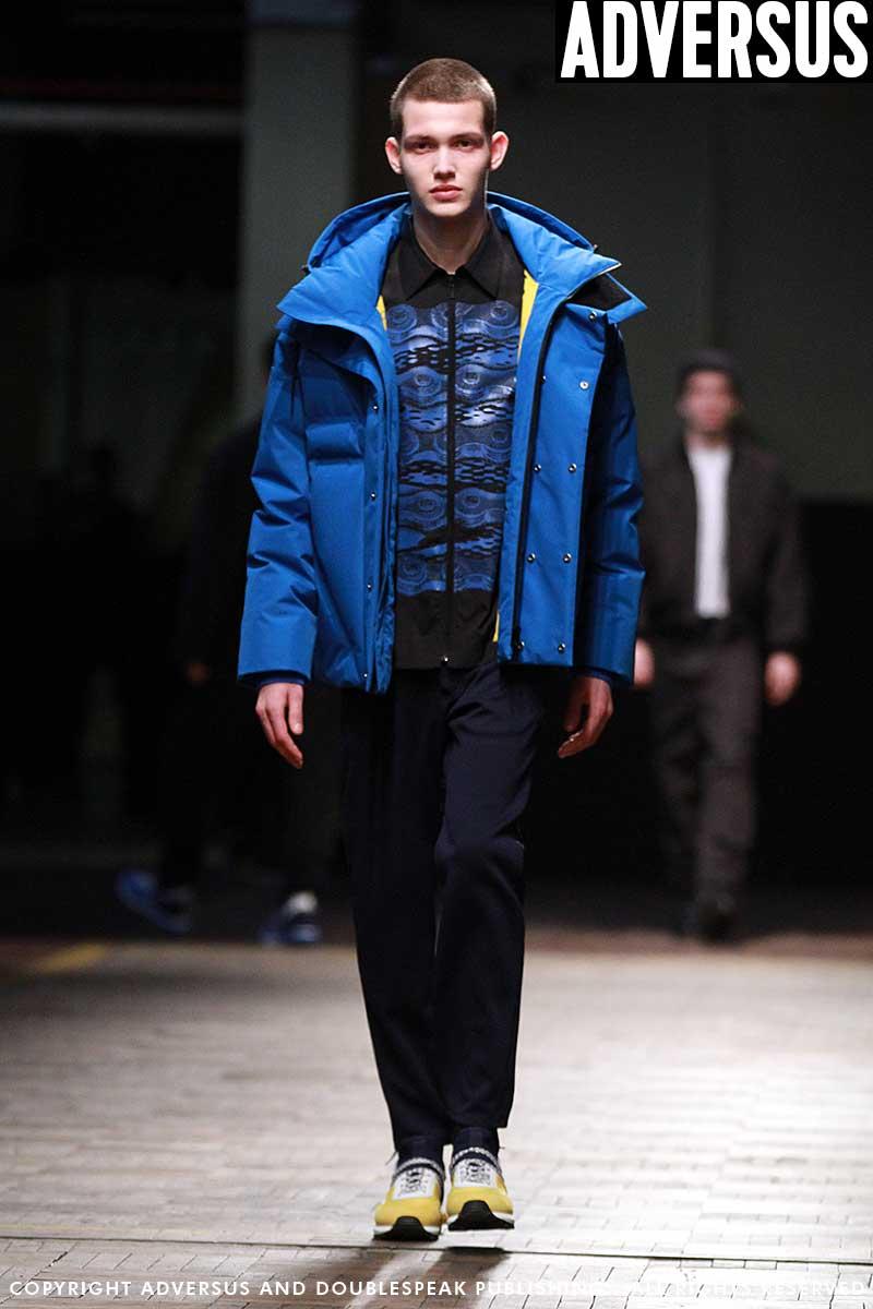 Herenmode. De mode trends voor herfst winter 2018 2019