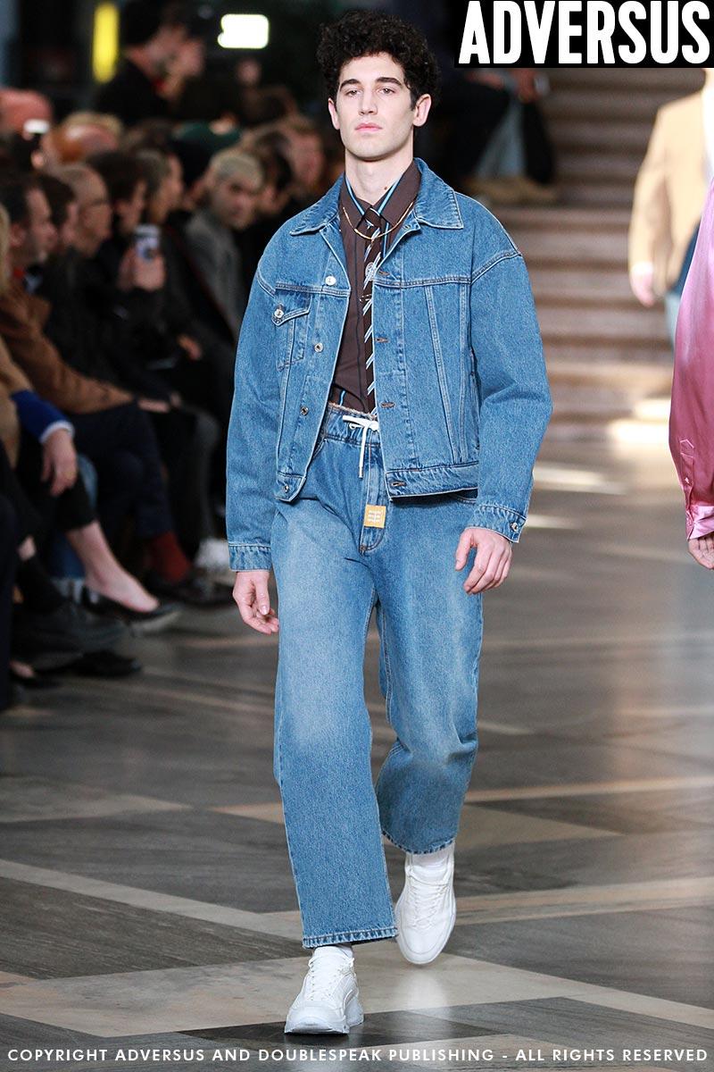 Denim trends voor de man. Spijkerbroeken trends herfst