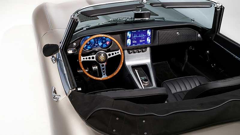 E-lectric! Jaguar classic neemt elektrische e-type in productie