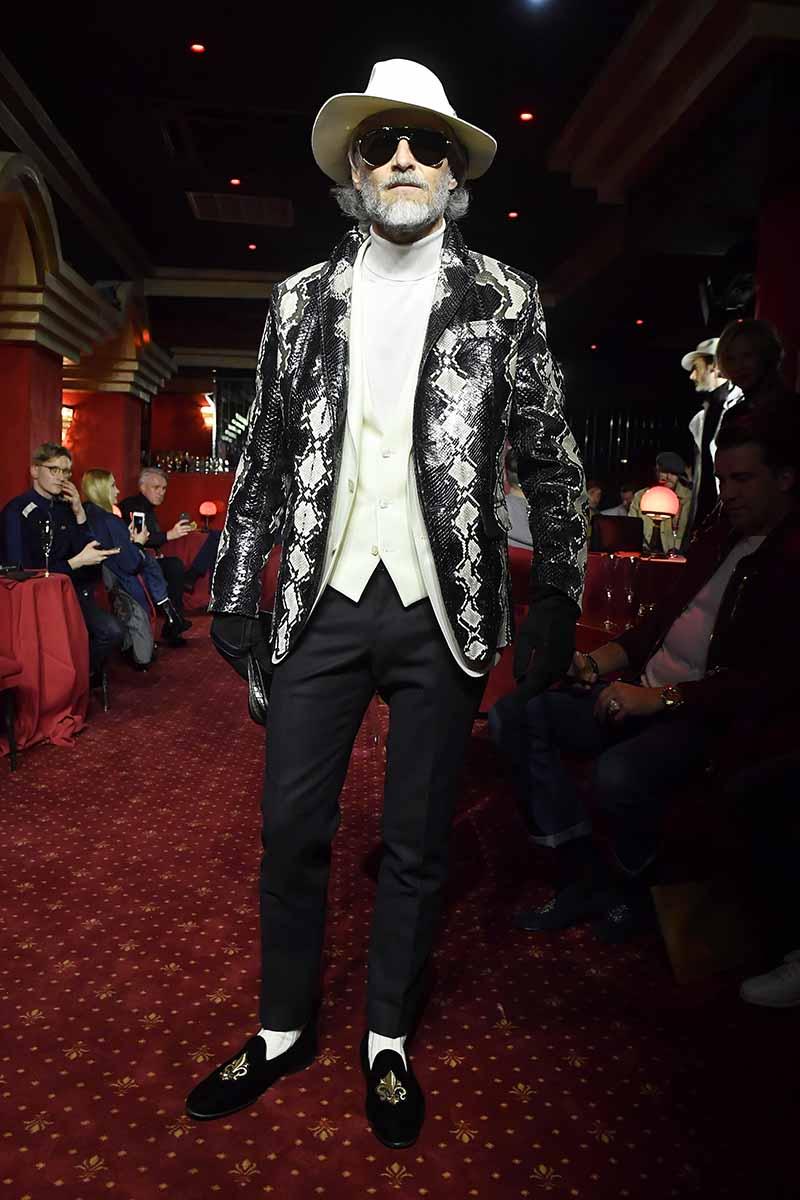 Billionaire Fashion Show Herfst Winter 2018 2019
