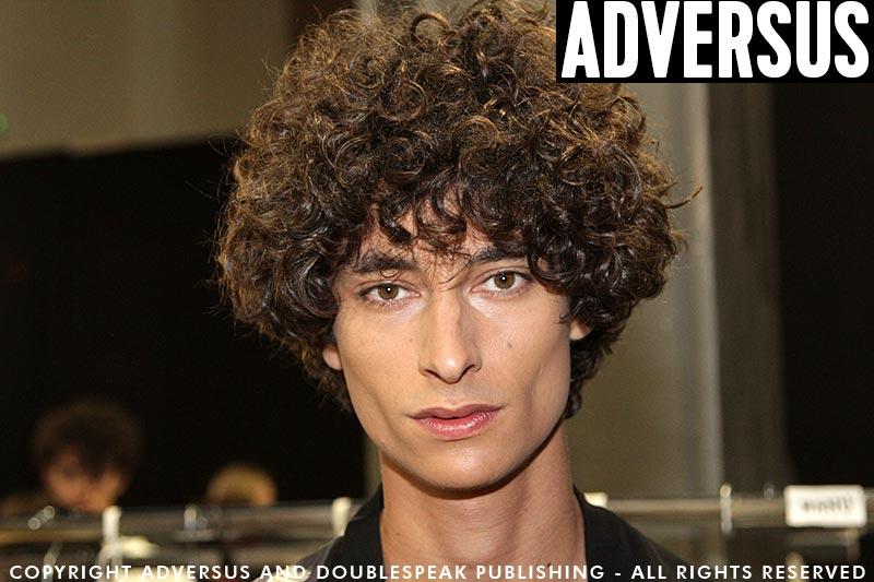Herenkapsels. Natuurlijke hair styling voor mannen