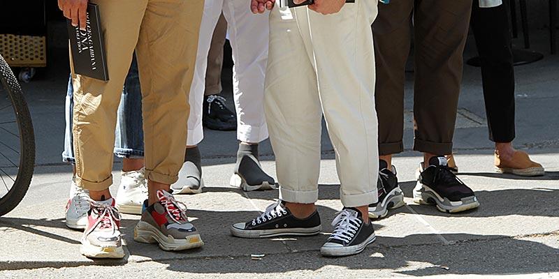 Fashion Tijdens 2019 Trends Week Man De Schoenen Milan D2IYWH9eEb