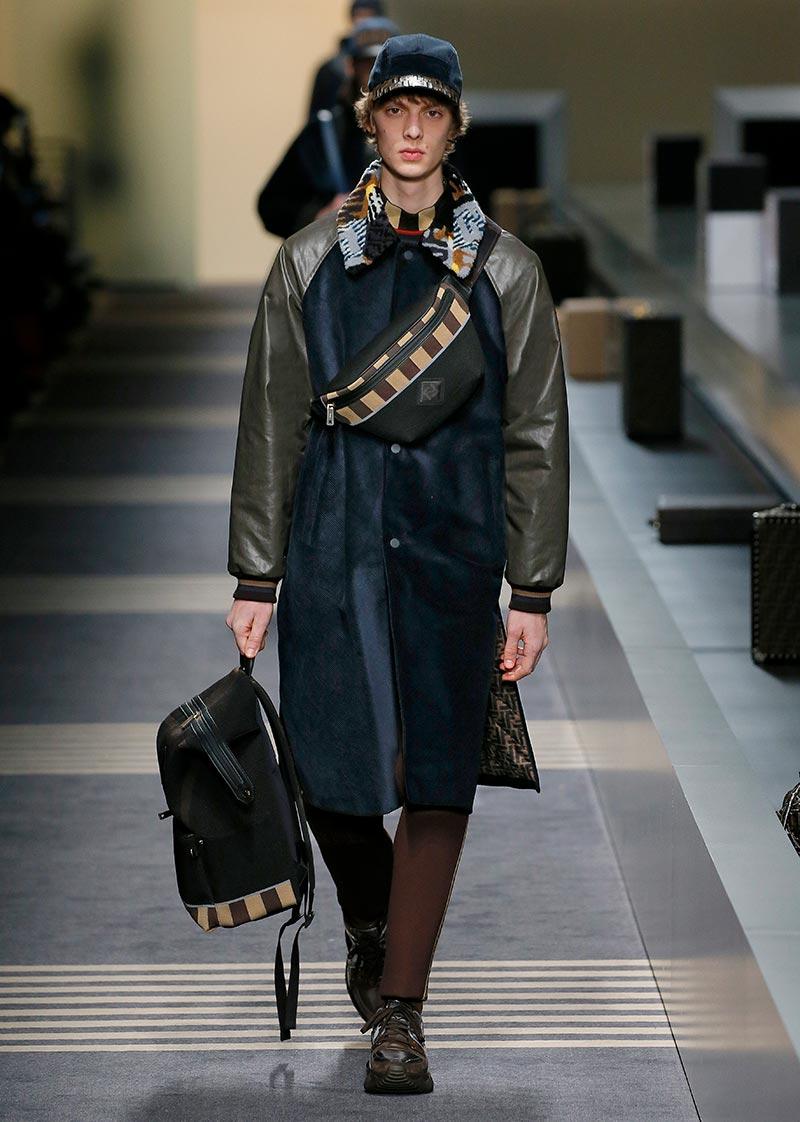 Modetrends man. Winterjassen herfst winter 2018 2019