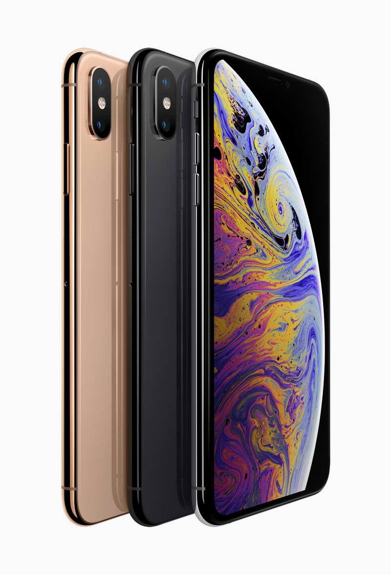 iPhone Xs en iPhone Xs Max hebben het beste en grootste iPhone-display ooit