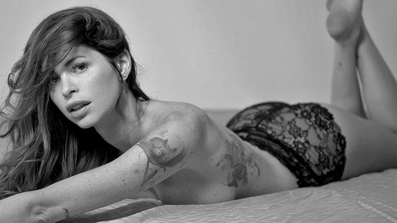 Carola Varini Covermodel. Photo Alessio Cristianini - ADVERSUS