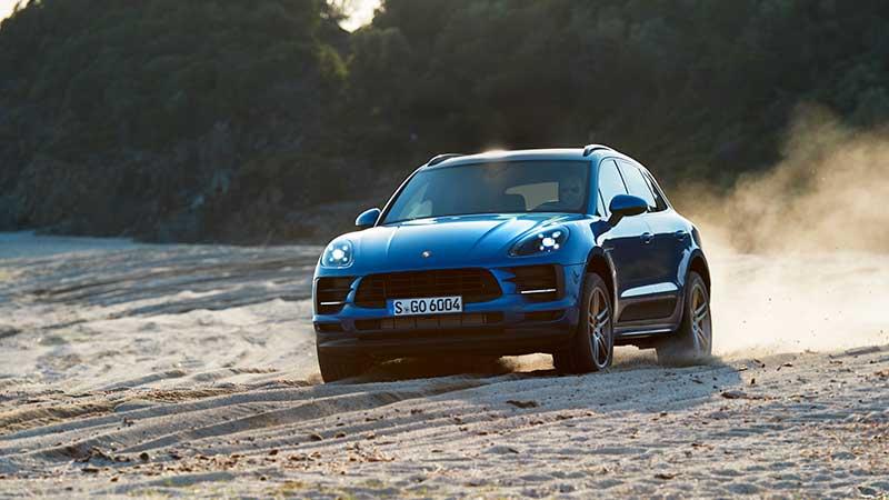 Nieuwe Porsche Macan debuteert op autotentoonstelling Parijs