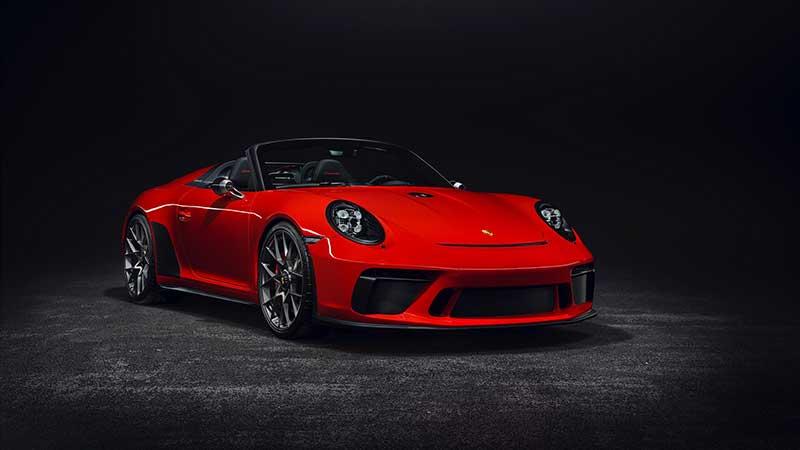 Porsche 911 Speedster gaat in productie