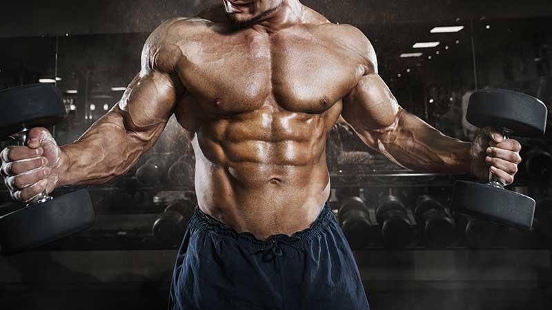 Spiermassa opbouwen en overtraining