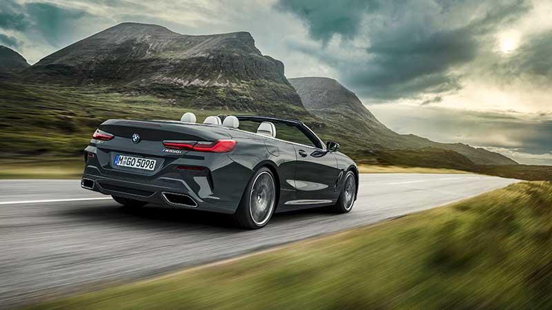De nieuwe BMW 8 Serie Cabrio