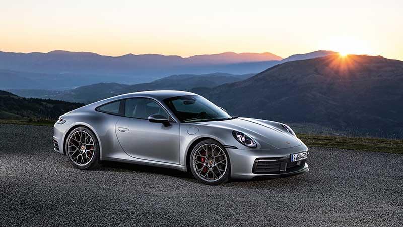 De nieuwe Porsche 911: sterker, sneller, digitaler