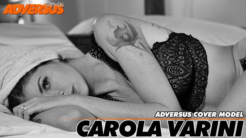 Carola Varini ADVERSUS Covermodel - Foto Alessio Cristianini