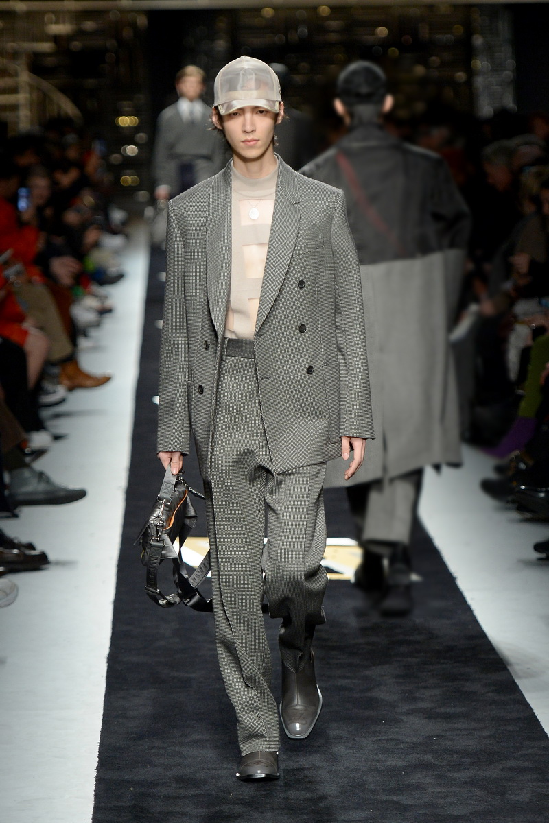 Fendi Man herfst winter 2019 2020