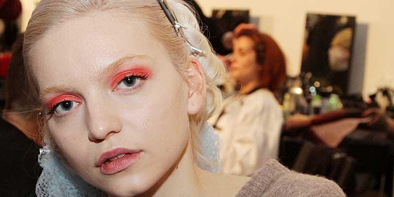 Nederlands model Ellen ten Berge