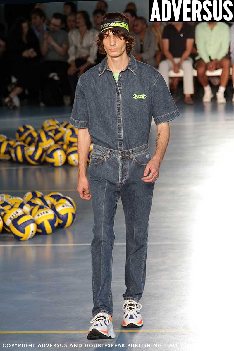 Spijkerbroeken trends man