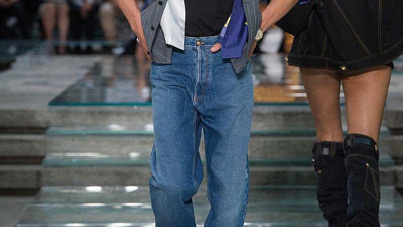 Lichte Spijkerbroek Heren : Spijkerbroeken trends man deze jeans gaan we lente zomer