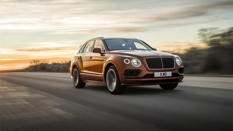 Bentley Bentayga Speed: 's werelds snelste en meest luxueuze suv