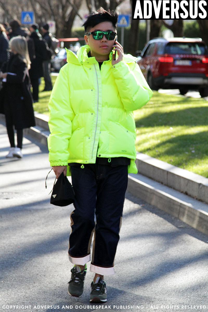 Modetrends 2019. Neonkleuren