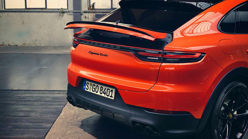 Porsche Cayenne Coupé: sportiefste versie van succesvolle SUV