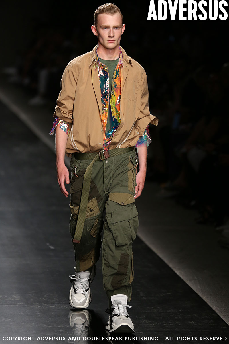Modetrends zomer 2019. Herenbroeken