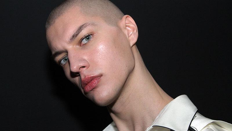 Modellen backstage bij Bed J.W. Ford - Foto Charlotte Mesman