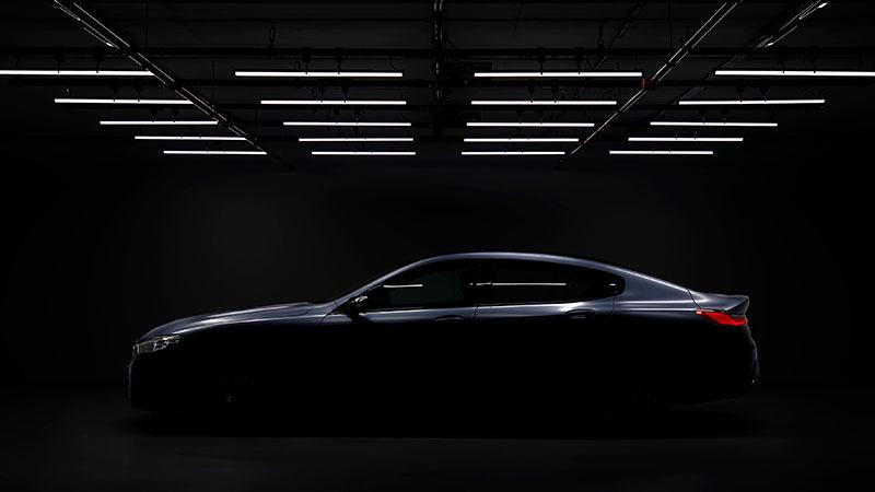 BMW 8 Serie Gran Coupé – een bijzonder elegante en luxueuze vierdeurs sportauto