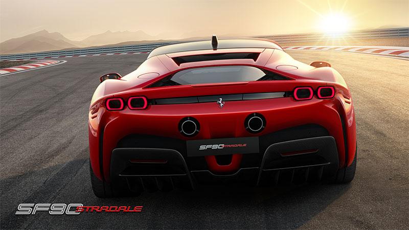 Ferrari SF90 Stradale: de nieuwe serieproductie supercar