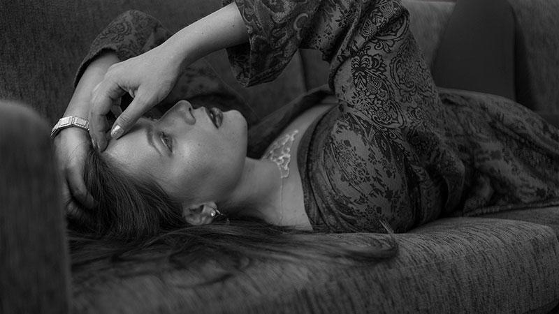 Katrina Grey - ADVERSUS Cover Model - Foto Alessio Cristianini