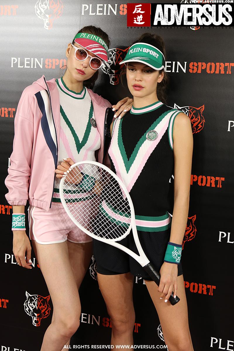 Sportswear. Plein Sport zomer 2019. Foto: Mauro Pilotto