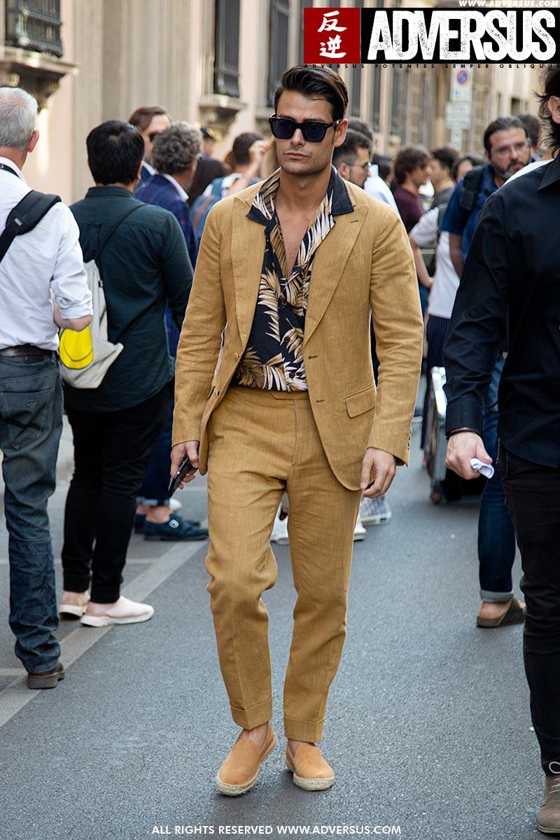 Streetstyle zomer 2019 (tijdens de Milan Fashion Week zomer 2020)