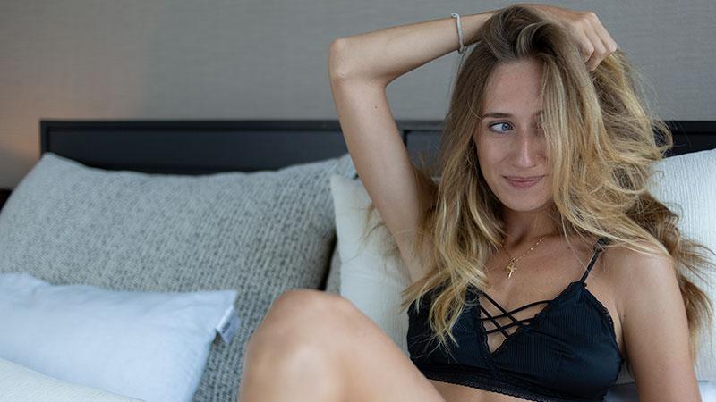 Viktoria Seliverstova Adversus Cover Model. Photo Alessio Cristianini