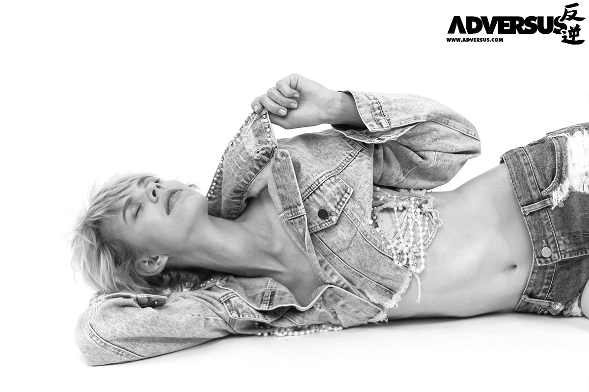 AGATA - ADVERSUS Featured Model - Photo Alessio Cristianini