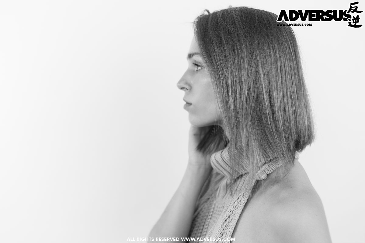 Aida, ADVERSUS Cover Model - Photo: Alessio Cristianini