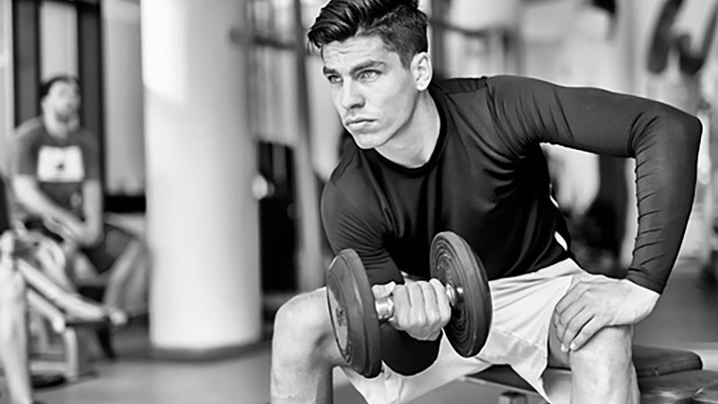 Biceps thuis trainen? Biceps oefeningen