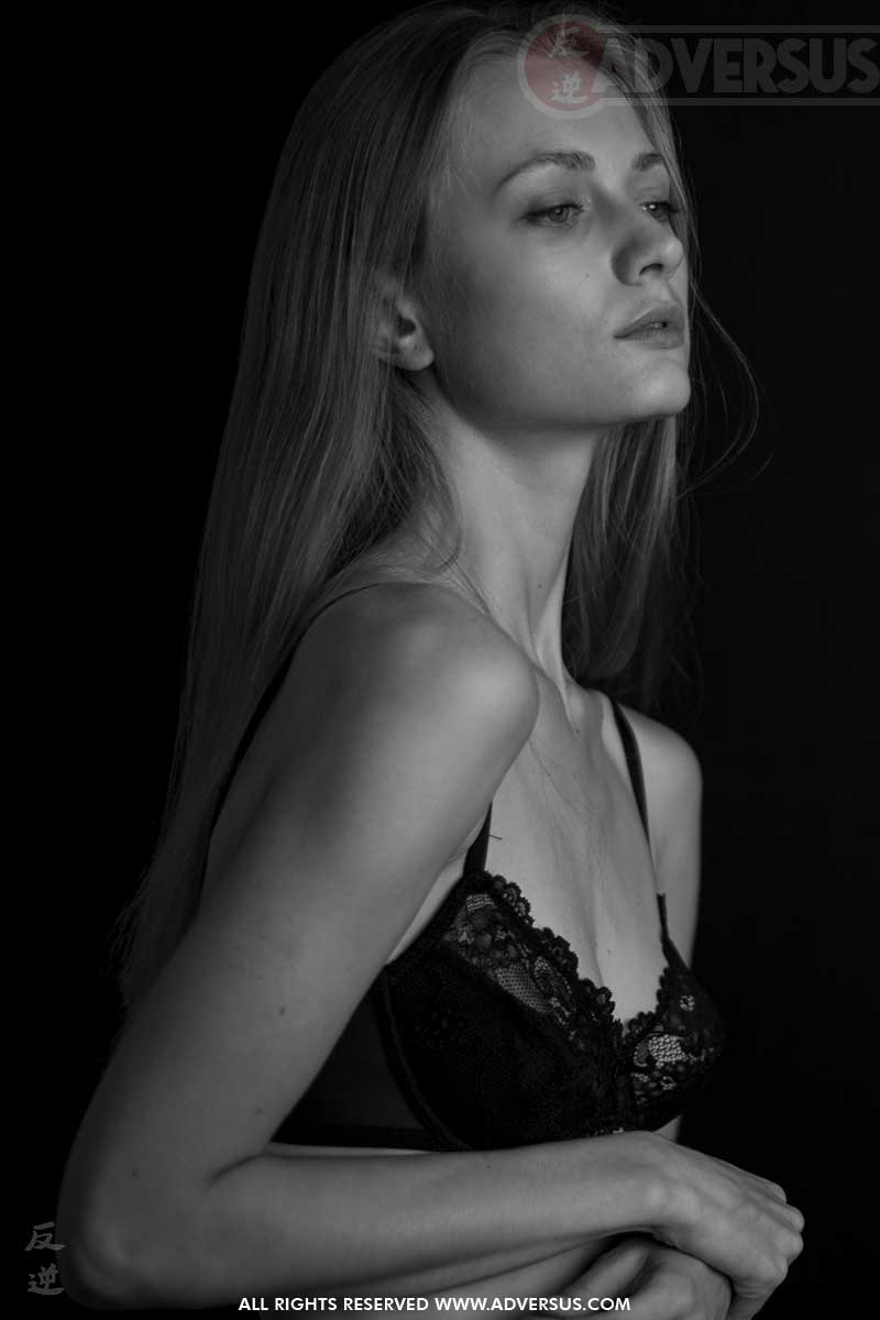 Dominika - ADVERSUS Featured Model. Photo Alessio Cristianini