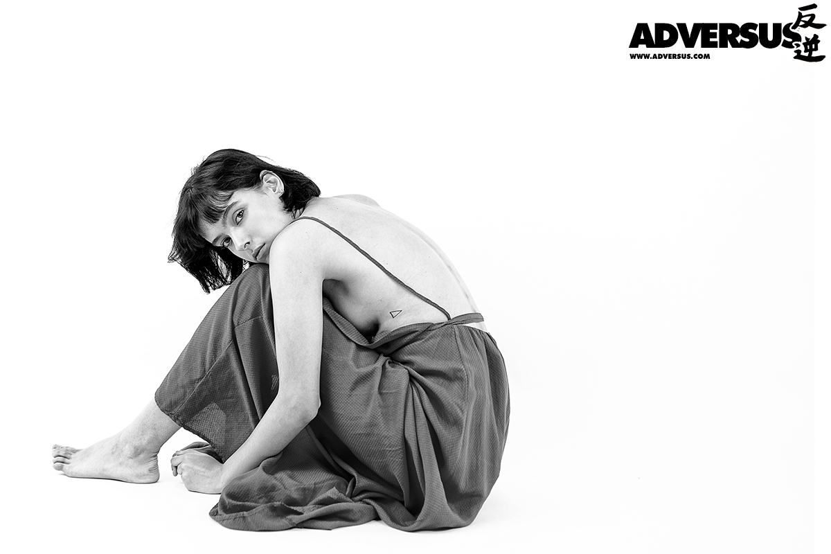 ERIKA - Adversus Featured Model - Photo Alessio Cristianini