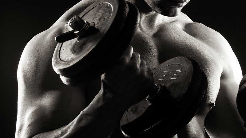 Ik sport maar mijn spiermassa neemt niet toe: spiermassa opbouwen