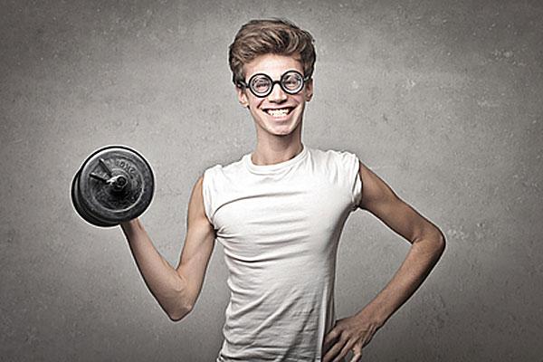 Een tekort aan testosteron. Wat als het testosterongehalte afneemt?