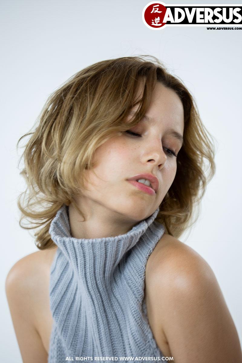 Hellen Beatryce ADVERSUS Featured Model - Photo Alessio Cristianini
