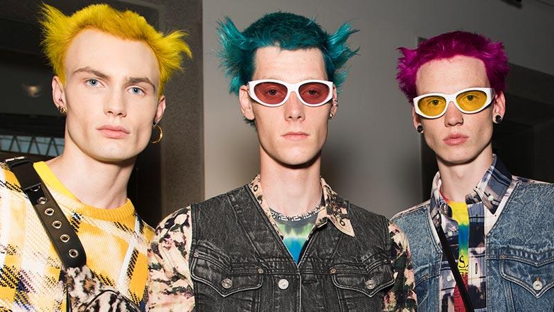 Mannenkapsels en haarkleuren winter 2019 2020