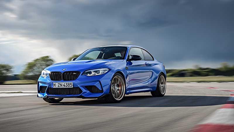 De nieuwe BMW M2 CS. Exclusieve, speciale versie overtuigt op weg en circuit