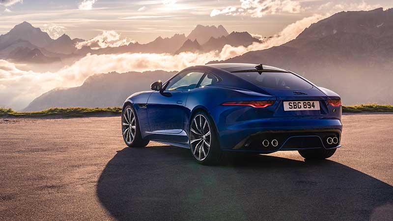 Nieuwe Jaguar F-TYPE is luxer, dynamischer en verfijnder dan voorheen